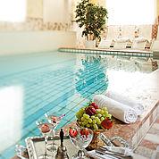 © Landhotel Schwaiger - hoteleigenes Hallenbad