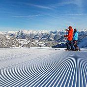 TOP-10 Skigebiet für Aktivsportler und Familien in Österreich © Nassfeld