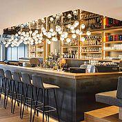 © Landhotel Edelweiss - Neu gestalteter Barbereich