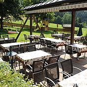 Garten im Landhotel Gressenbauer