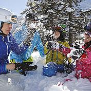 Winterspaß mit der Familie, (c) Dachstein West