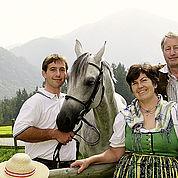 © Landhotel Strasserwirt - Ihre Gastgeberfamilie Nothegger