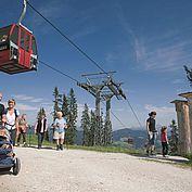 Sommerlifte © Bergbahnen Wagrain