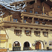 Landhotel Kaserer - Winterzauber in Bramberg