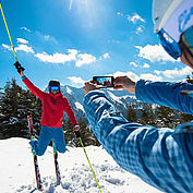 kostenloses WLAN und APP © Ski amadé