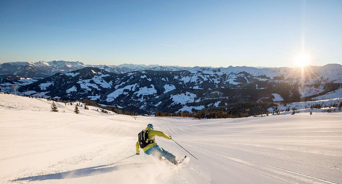 © AlpbachtalSeenland Tourismus - 109 Pistenkilometer die keine Wünsche offen lassen