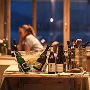 Gourmetrestaurant Bootshaus im Landhotel DAS TRAUNSEE
