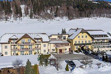 Winter © Landhotel Stofflerwirt
