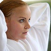 Relaxen im hoteleigenen Wellnessbereich