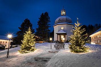 Stille Nacht Kapelle Tourismusverband Oberndorf