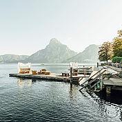 Landhotel Das Traunsee - direkter Seezugang