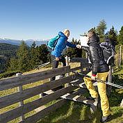 Wandern im Bauernherbst © G.A. Service GmbH