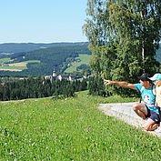 © Landhotel Berger, Josef Zingl - Wanderurlaub mit Kleinkind in der Steiermark