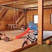 © Landhotel Gressenbauer - Kinder Indoor Spielplatz