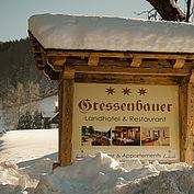 Landhotel Gressenbauer in Hinterstoder