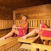 © Landhotel Moorhof - Sauna