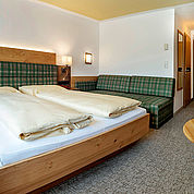 Komfortzimmer Landhotel Tirolerhof © Landhotel Tirolerhof