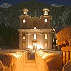 Wintertraum - copyright Landhotel Schütterbad