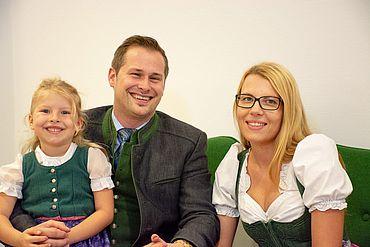 Familie Leitner - Ihre Gastgeber