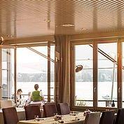 Seeblick vom Restaurant Bootshaus