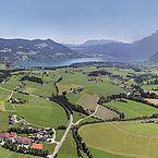 Panorama Mondseeland