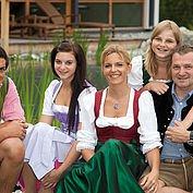 © Landhotel Edelweiss - Ihre Gastgeber Familie Bergmueller