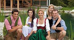 Ihre Gastgeber - Familie Saskia & Erich Bergmüller