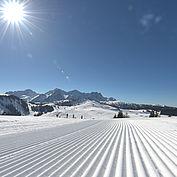 © Salzburger Saalachtal - Unberührte Skipisten in der Wintersonne