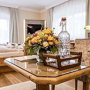Ankommen und wohlfühlen im Doppelzimmer superior im Landhotel Eichingerbauer