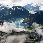 Krippenstein Ausblick Hallstätter See