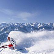 © Landhotel Maria Theresia - Skifahrer Panorama