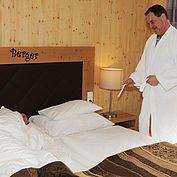 © Landhotel Berger, Josef Zingl - Gemütliche Zimmer im Familienhotel Berger