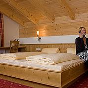 © Landhotel Wiedersbergerhorn - Suite