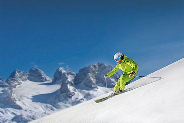Skifahren Dachstein West, (c) Gästeservice Tennengau