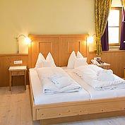 Landhotel Edelweiss - Helles, gemütliches Doppelzimmer