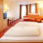 Landhotel Kaserer - Helle Zimmer im Landhotel