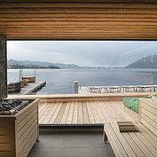 neues See Spa mit Seeblick und direktem Seezugang
