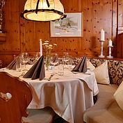 Restaurant im Landhotel Gressenbauer