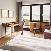 © Landhotel Das Traunsee/ Cristof Wagner - Mini Suite