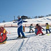 Skischule Lindenthaler - Kinderskikurs