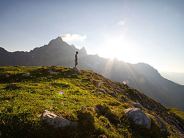 Sonnenaufgang Röthelstein