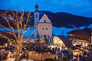 Weihnachtsmarkt in Going, ©  rol.art images, TVB Wilder Kaiser