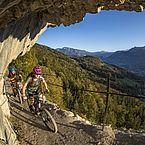 """Biken in der Dachsteinregion """"Ewige Wand"""""""