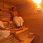 © Landhotel Berau - Sauna