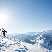 Aussicht hoch2 © Salzburger Land Tourismus