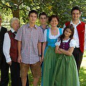 © Familie Walchhofer - Die Familie Walchhofer in 3 Generatonen