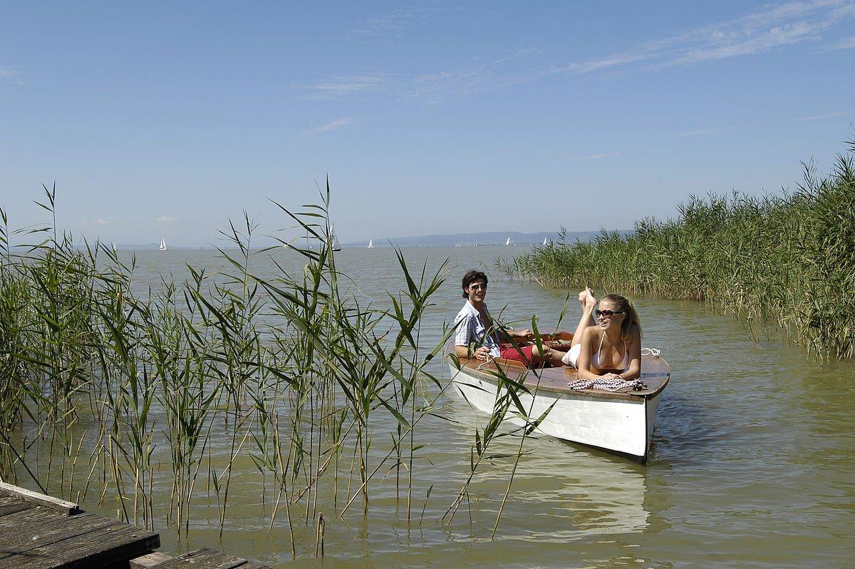 © Neusiedler See Tourismus  -  Burgenland. Die Sonnenseite Österreichs.