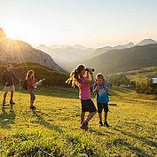 Sommer- und Herbstwandern am Nassfeld © Nassfeld / Pressegger See