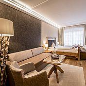 zum Relaxen... Doppelzimmer Superior im Landhotel Eichingerbauer