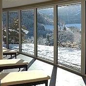 Landhotel Stockerwirt - Entspannung garantiert im Panorama-Wellnessbereich